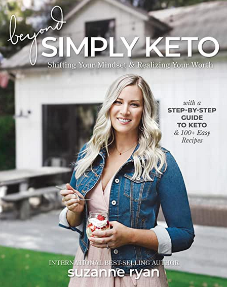 Beyond Simply Keto by Suzanne Ryan