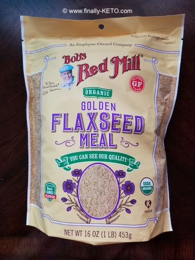 Golden Flaxseed Meal by Bob's Red Mill